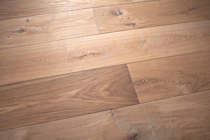 duoplanken vloer