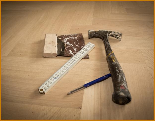 Van Mourik Vloeren - ambachtelijke houten vloeren